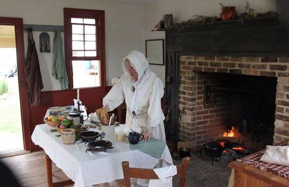 Open Hearth Cooking Workshops