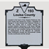Louisa County Historical Markers