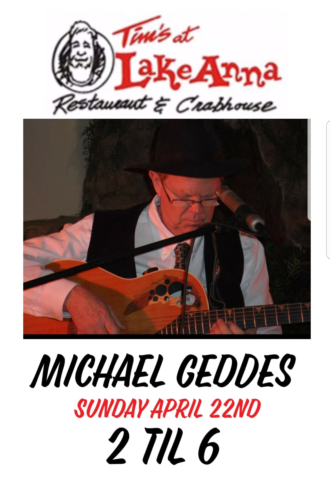 Music by: Michael Geddes