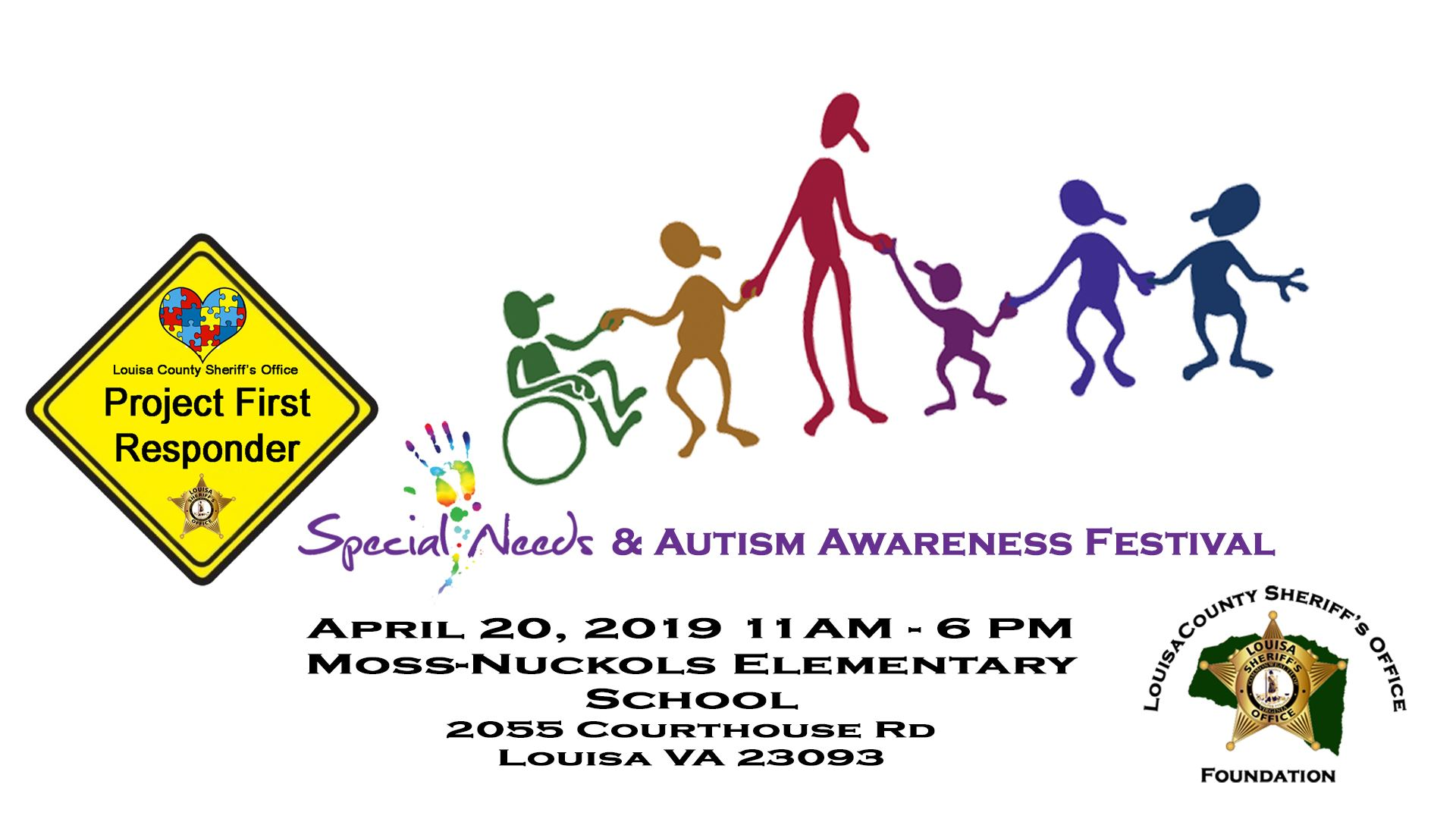 Autism Event cover