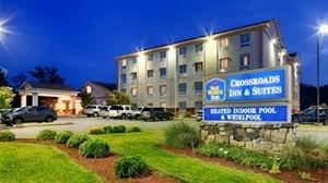 Best Western Plus Crossroads Inn and Suites