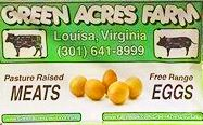 Green Acres Farm Logo