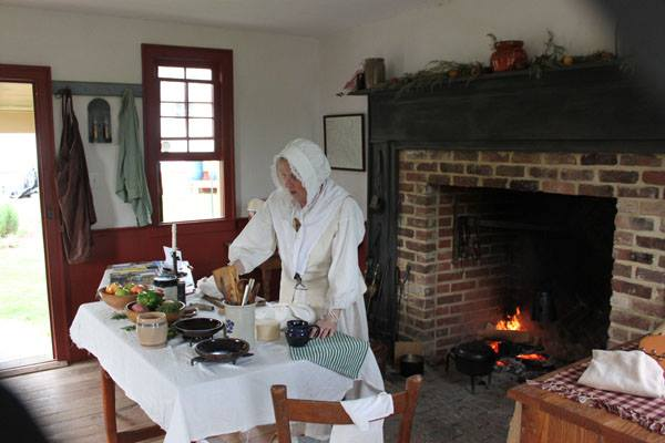 Louisa County Historical Society Fall Harvest Feast