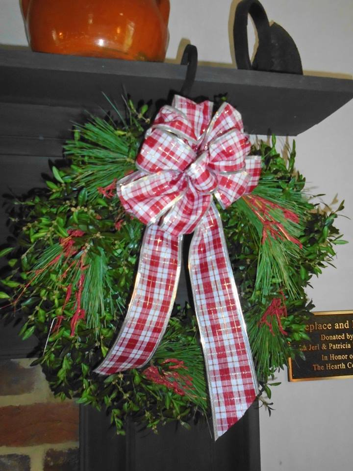 Louisa County Historical Society - Wreath Making Workshop