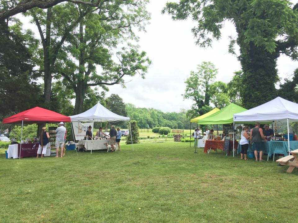 Forrest Green Farm - Farm and Herb Festival