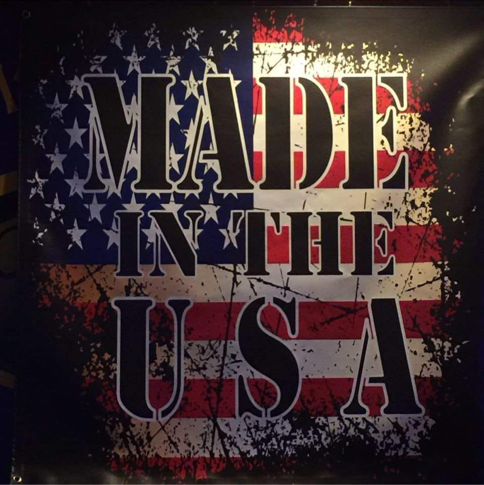 Made in the USA Band