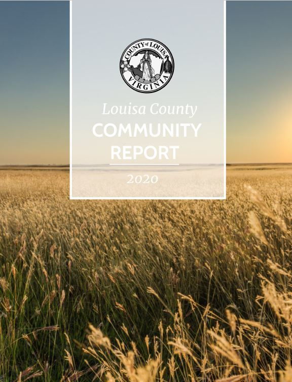 Community Report Cover Page